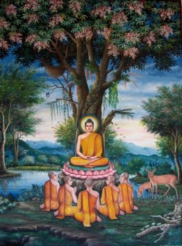 sermon_in_the_deer_park_depicted_at_wat_chedi_liem-kayess-1